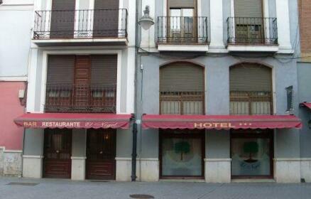 Hotel El Nogal Valladolid