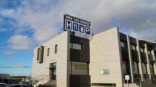 Hotel Area de Servicio Los Chopos