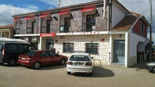 Hostal San Isidro Zamora