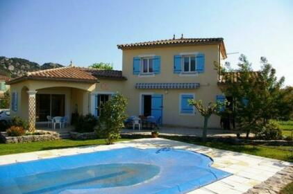 Holiday Home Les Deux Anduze