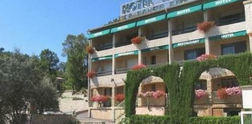 Logis Hotel La Porte des Cevennes