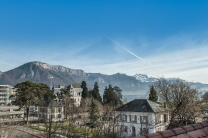 Vallat Lodges Annecy L'hotel Particulier