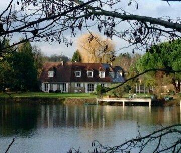 La maison du lac Auvers-sur-Oise