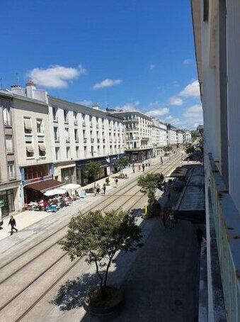 Brest maime