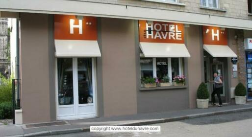 Contact Hotel du Havre