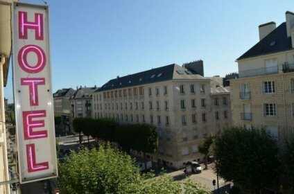 Hotel Du Chateau Caen