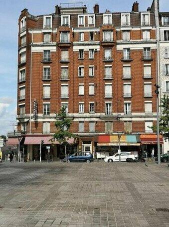Splendide T3 Haussmanien - Porte de Paris - Orly
