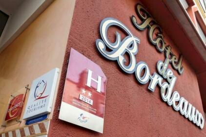 Hotel de Bordeaux Clermont-Ferrand