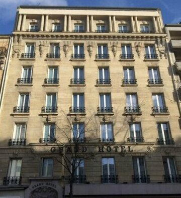Grand Hotel Clichy Paris