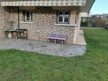 Villa Rose Garden Craponne-sur-Arzon