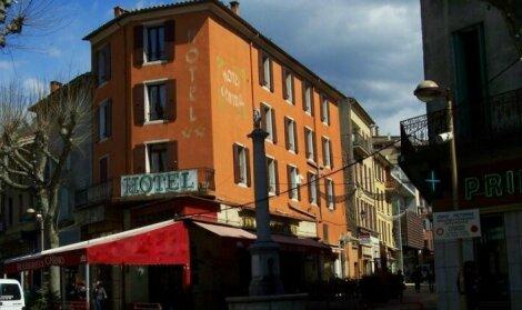 Hotel Central Digne-les-Bains