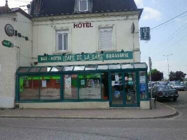 Hotel Brasserie des 2 Gares
