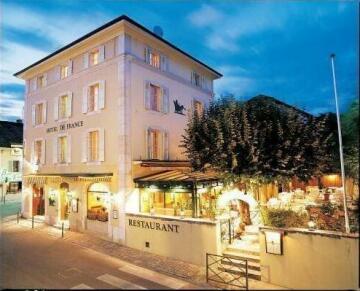 Hotel de France Ferney-Voltaire