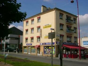 Hotel de Bretagne Fougeres