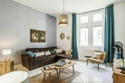 Cosy and spacious flat at the heart of Grenoble - Welkeys
