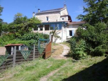 La Maison Bleue La Gonterie-Boulouneix