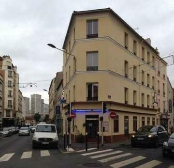 Hotel Le Diplomate