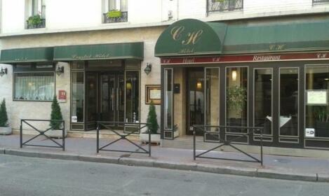 Crystal Hotel Levallois-Perret