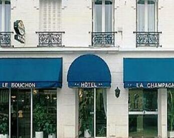 La Champagne Hotel