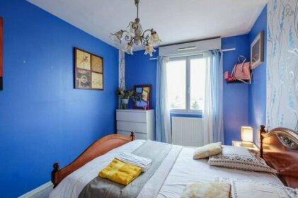 Bel Chambre Cosy Chez L'Habitant
