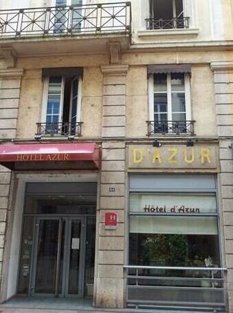 Hotel Azur Lyon