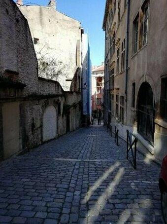 Le Cocon du Gourguillon - Vieux Lyon