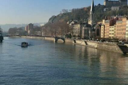 Vieux Lyon Fourviere-Saint Georges