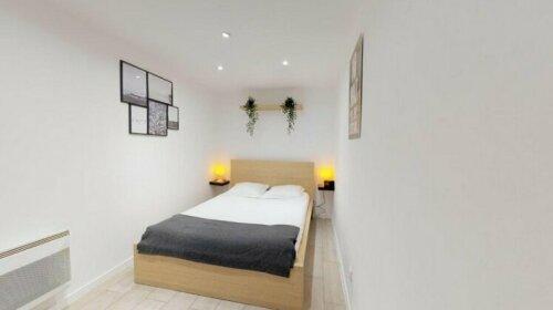 Apartment Le Zen - Patio Wifi City Calm - Supermarseille