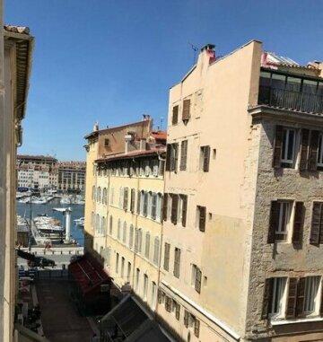 Bel appartement au coeur du Vieux-Port