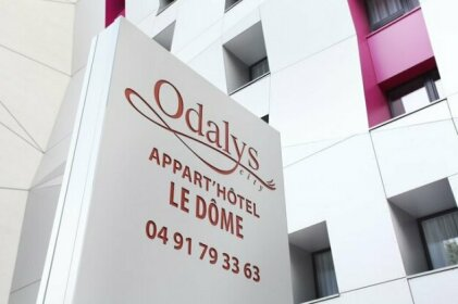 Odalys City Marseille Le Dome