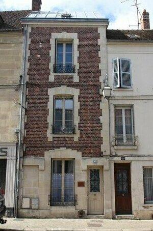 Maison de Ville Maudetour-en-Vexin