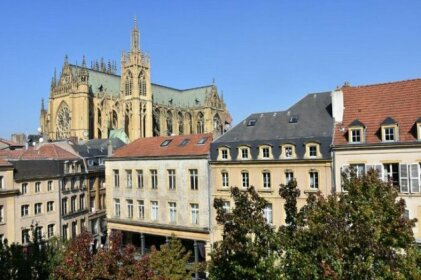 Grand Appartement Vue Cathedrale