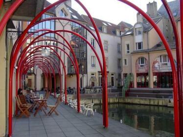 Hotel Du Theatre Metz