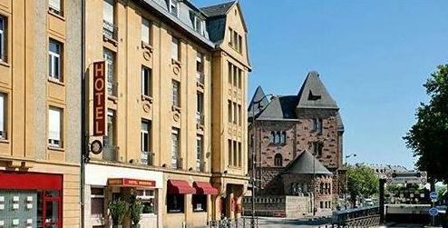 Hotel The Originals Metz Moderne