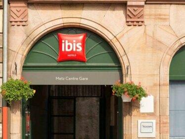 Ibis Metz Centre Gare