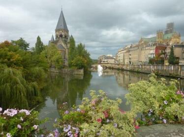 Metz Port Saint Marcel