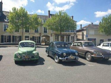 Hotel de France Meunet-sur-Vatan