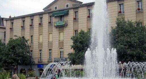 Hotel du Commerce Millau