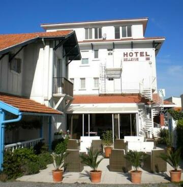 Hotel Bellevue Mimizan