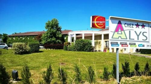 Contact Hotel ALYS Bourg en Bresse Ekinox Parc Expo