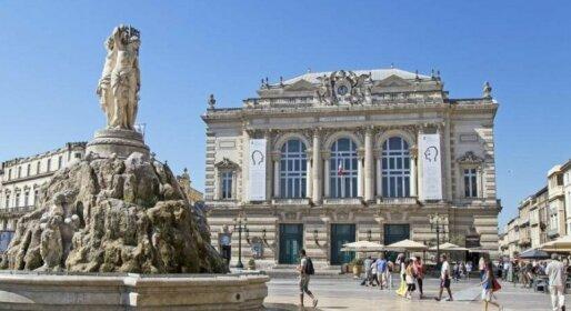 Luxury Loft with Garden in Montpellier Center