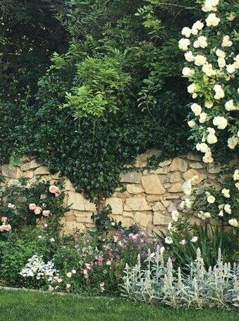 Chambre cote jardin