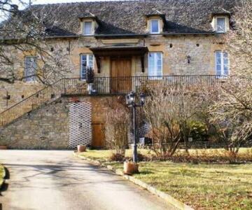 Holiday Home Entre Lot Aubrac Et Gorges Du Tarn Valady