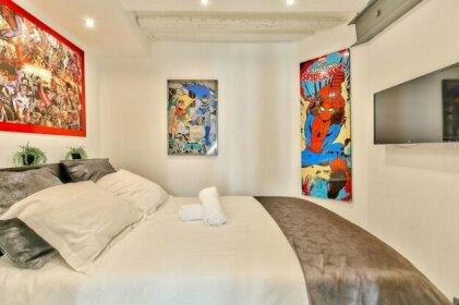 15 Atelier Montorgueil Super Heros