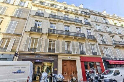 62-Luxury Flat Champs Elysees 1g