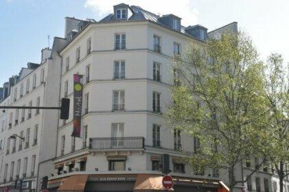 Absolute Hotel Paris Republique