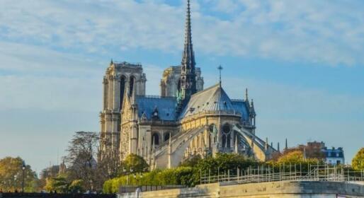 Amazing Saint Germain and Seine