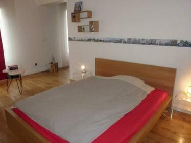 Apartment Rue Oberkampf