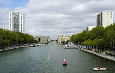 Apartment With one Bedroom in Paris With Wonderful City View Enclosed Garden and Wifi