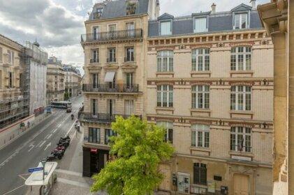 Apartment WS Louvre - Etienne Marcel